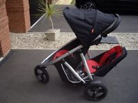 Phil & Teds 4 in 1 Vibe Double Buggy