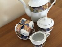 Laklain by Dankotuwa Porcelain Coffee Set