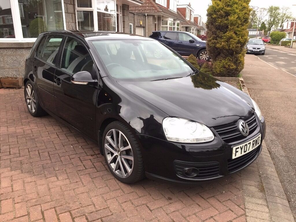 vw golf mk5 gt tdi 170 in aberdeen gumtree. Black Bedroom Furniture Sets. Home Design Ideas