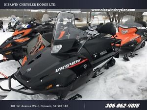 2017 yamaha  VK 540***0% financing for up to 60 months***