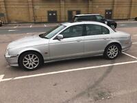 Jaguar s type AUTO. MOT VTAX. LEATHER LUXURY DRIVE