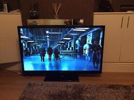 """L👀k Samsung 51"""" hd tv in perfect working order"""