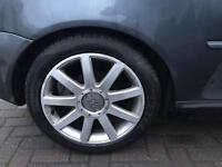 "Genuine Audi RS style 17"" alloy wheels"