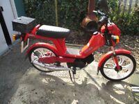 Tomos Colibri Classic Moped 40+MPH