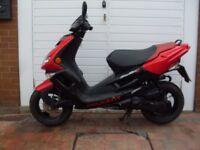 ** 2005 Peugeot Speedfight 50cc Scooter **