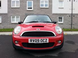 RARE! Automatic Mini Cooper S Clubman 1.6 Turbocharged Chili Pack