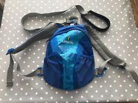 LittleLife backpack/reins blue