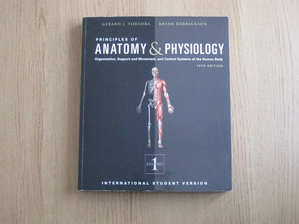 Principles of Anatomy and Physiology International Student Version ...