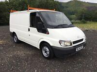 2004 Ford transit T280 Swb van ** years mot** low miles**