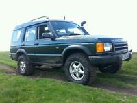 Land rover discovery 2 td5 epsom green 11 months mot loads of history off roader 4x4