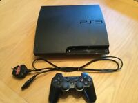 Sony slimline PS3 Console & Accessories