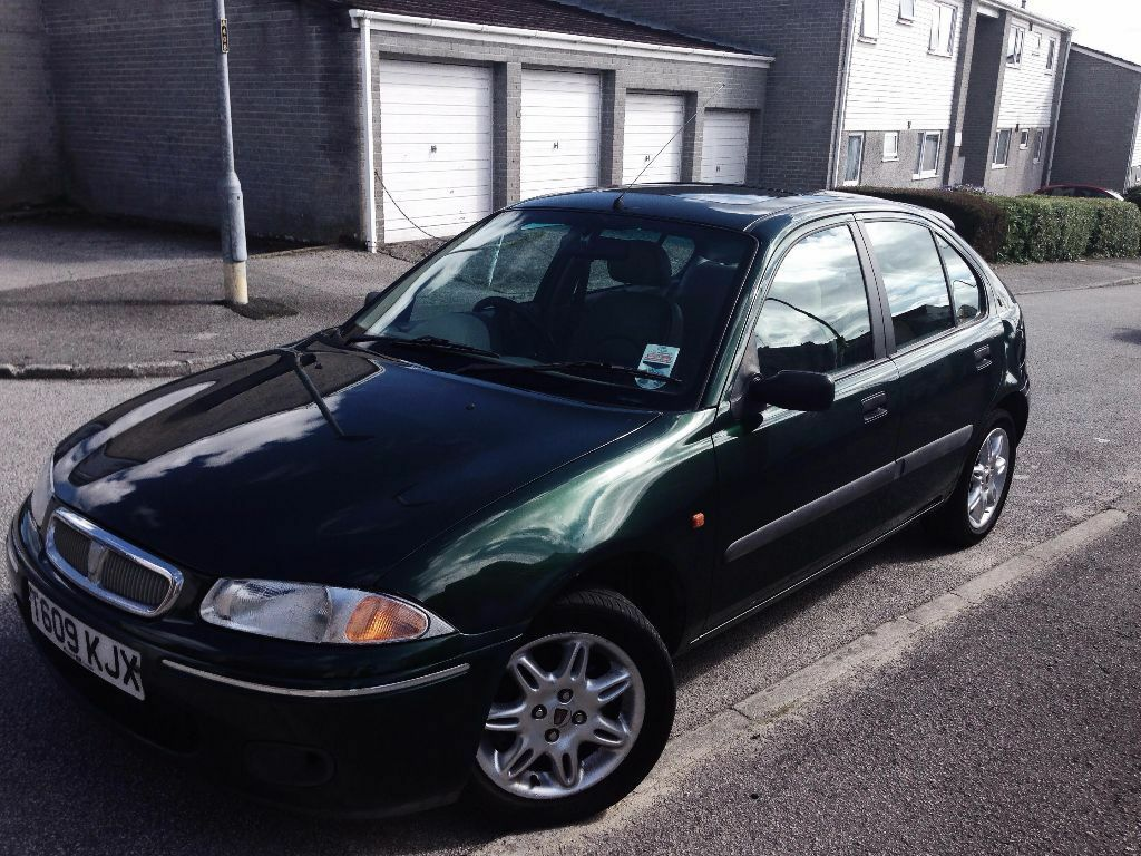rover 200 automatic 1999 in falmouth cornwall gumtree. Black Bedroom Furniture Sets. Home Design Ideas