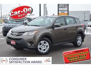 2013 Toyota RAV4 AWD CRUISE BLUETOOTH ONLY 26,000 KM