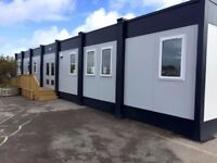 Modular buildings for sale or hire