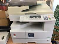 Ricoh Aficio Copier Printer With Scan And Fax