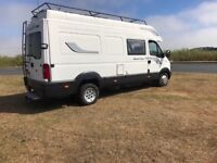 Renault Mascott Custom Built Camper stand out from the rest