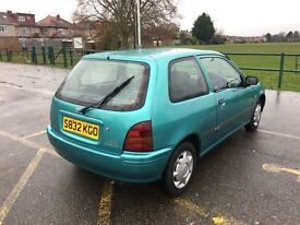 Lovely Toyota Starlet, clean car for you, buying with confident