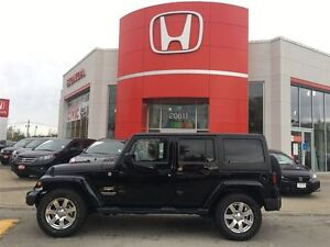2015 Jeep WRANGLER UNLIMITED Sahara - Accident Free! Local!