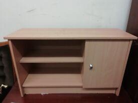 light wood tv cabinet / unit