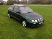 Rover 25 1.4 - 2001 - 11 months mot - immaculate