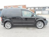 NO VAT!! Stunning Volkswagen Caddy 1.9tdi 18inch alloy wheels fully ply lined, great condition!!...