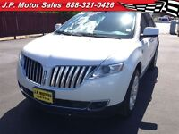 2011 Lincoln MKX Automatic, Navigation, Leather, Panoramic Sunro