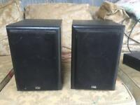 TDL nucleus KV1 speakers