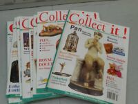 COLLECT IT ! MAGAZINES