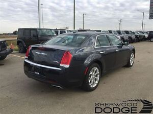 2016 Chrysler 300C Platinum. AWD, bluetooth. Edmonton Edmonton Area image 4