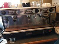 La Spaziale 3 group coffee machine
