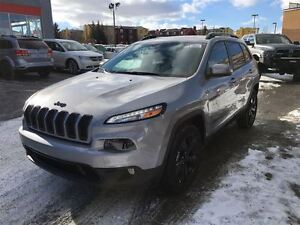 2016 Jeep Cherokee Limited-LEATHER HEATED SEATS, SUNROOF
