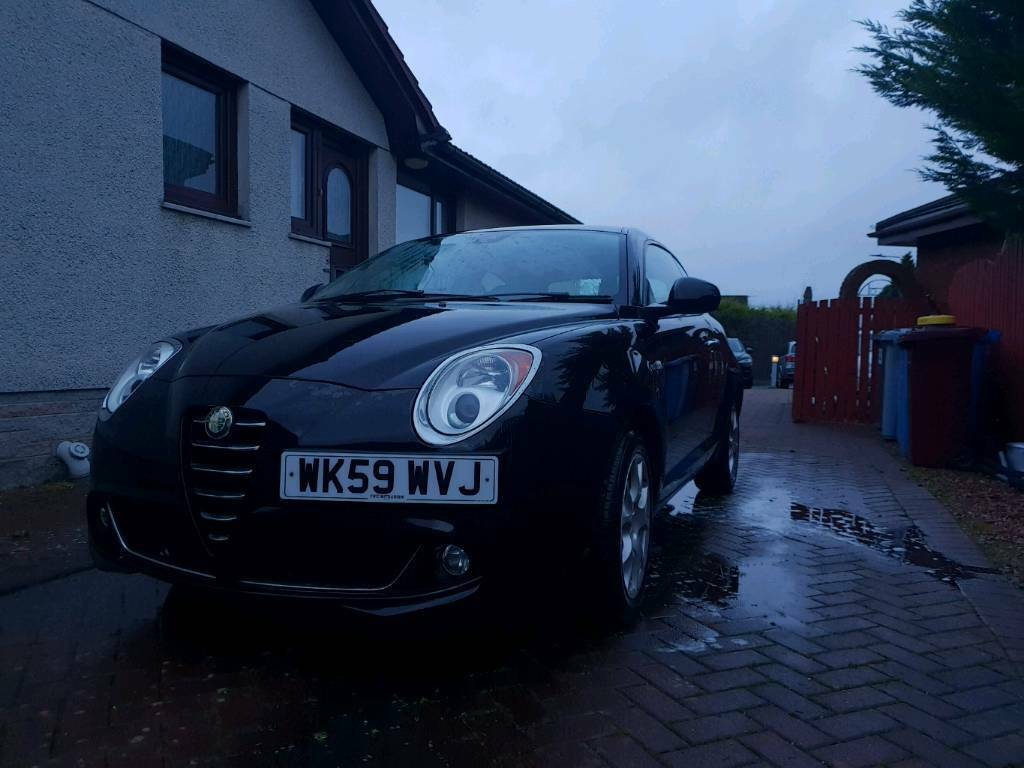 Alpha Romeo Mito New Timing Belt Fsh Quick And Nippy Car In Alfa