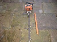 Stihl HS 85 hedge cutter. 30 inch blade