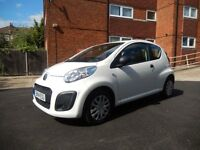 CHEAPEST AROUND..2014 CITROEN C1..FULL SERVICE HISTORY..HPI CLEAR..£0pa ROAD TAX..£0 DEPOSIT FINANCE