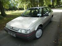 1992 ROVER 216 SLI 12 MTHS MOT HONDA ENGINE MANUAL LOW MILES