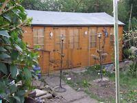 summer house...