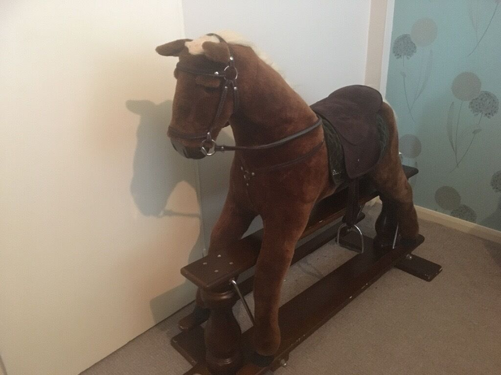 Silver Cross Rocking Horse In Armagh County Armagh Gumtree
