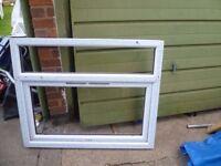 2 x double glazing window frames
