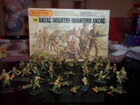 Antac Infantry Painted Figures