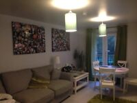 From a large two bedroom flat to a three bedroom house.