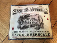 The Suspicions of Mr. Whicher - Audio Book (4 CD's)