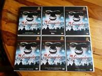 Collection 6 X vampire dvds