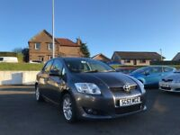 Toyota Auris 1.4 VVT-i T3 5dr! 12 MONTHS MOT, JUST SERVICED