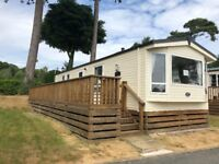 Luxury 6 berth Atlas Chorus static caravan for sale in Conwy, North Wales