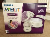 Philips advent electric breast pump