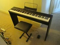 Gear 4 Music SDP-2 stage piano + stand + stool