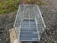 Dog cage heavy duty
