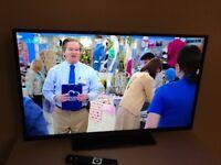 "42"" Hitachi smart tv"