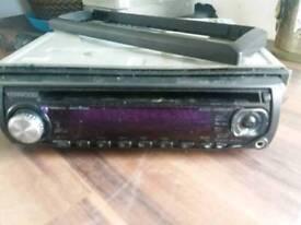 Kenwood car cd stereo
