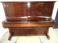 Upright Piano Ritmuller (Free Local Delivery Paddock Wood Kent)